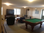 Basement Recreation Area