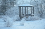 The Gazebo in winter